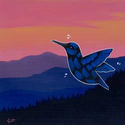 Evening Flight by TetraModal