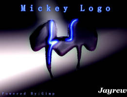 My Version Of Mickey Logo by jayrew