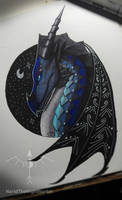 Sapphire by NaridTheNighthunter