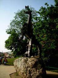 Krakow Dragon by ctrringbearer