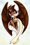Seraphim of Gold by ValkyrieVale