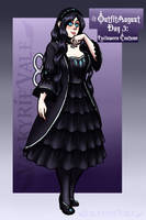 Outfit August Day 3: Halloween Costume by ValkyrieVale