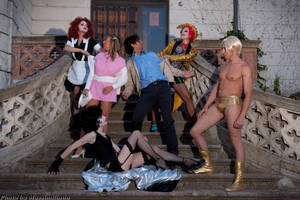Rocky Horror Picture Show 2 by LadyGiselle