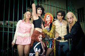 Rocky Horror Picture Show by LadyGiselle
