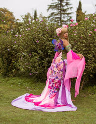 Spring fairy 2 by LadyGiselle