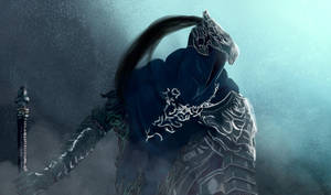 DARK SOULS - Artorias of the Abyss by White-Cyanide