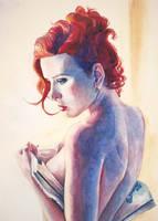 The morning rose by KseniaParetsky