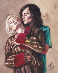 Lovers by KseniaParetsky