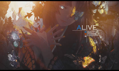 Alive by D-GodKnows