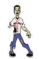 Romanski Zombie by M-Watts-Art