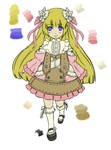 Little Lady (Coloring Update) by numaru1989