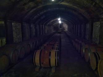 Cantina del castello by Kannadulf