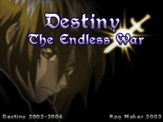 RM2K3 - Destiny par Sora by RPG-Maker-France