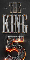 Chrome and Fire Gothic Medieval Layer Styles Fx by Giallo86