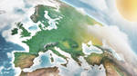 3D World Maps with Infographics - Europe by Giallo86