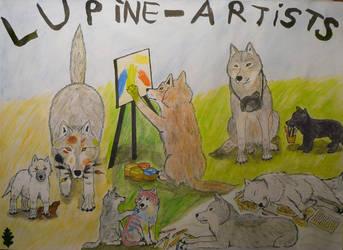 Meta Group Contest - Lupine-Artists by Yama-no-Mouken