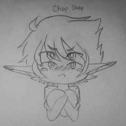 Chop Shop by Mushi102