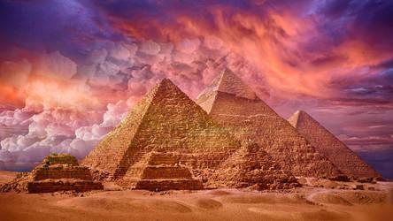 pyramids by italo11