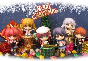 Christmas Beats by chwan79