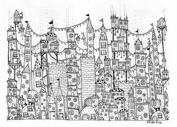 Fairytale Village by philippajudith