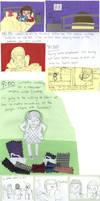 Hourly comic day 2010 by philippajudith