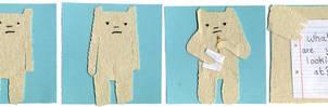 The Polar Bear by philippajudith