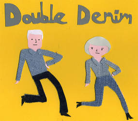 Double Denim by philippajudith