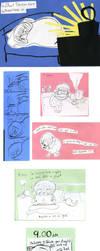 Hourly comics day 2011 by philippajudith