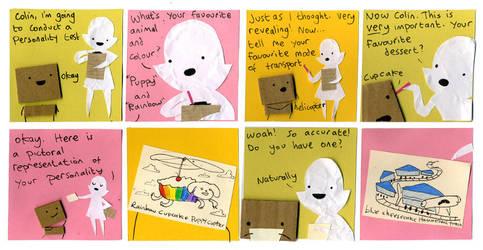 Personality Test by philippajudith
