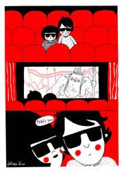 Soppy, Cinema by philippajudith