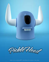 PickleHead by fractma