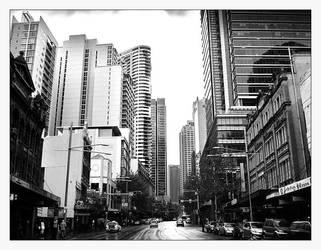 Drive in Sydney by tabbie