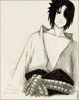 Yuruse, Sasuke by Abigel