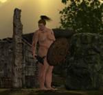 Barbarian Queen by 3dcheapskate