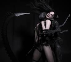 Dark Dreams by 3dcheapskate