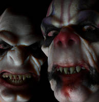 Greasepaint by 3dcheapskate