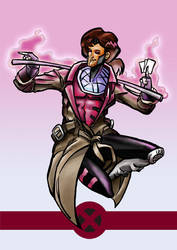 Gambit by MoonshineDeluxe