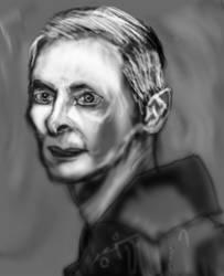 portrait by PE-robukka