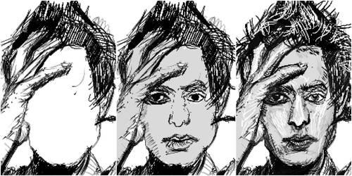 Portrait process by PE-robukka