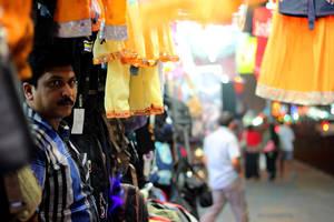 Satwa Bazaar Salesman by MARX77