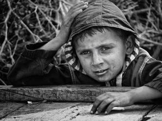 Village Kid by MARX77