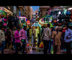 Deira Bazaar by MARX77