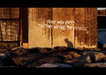 Alone We're Empty... by MARX77