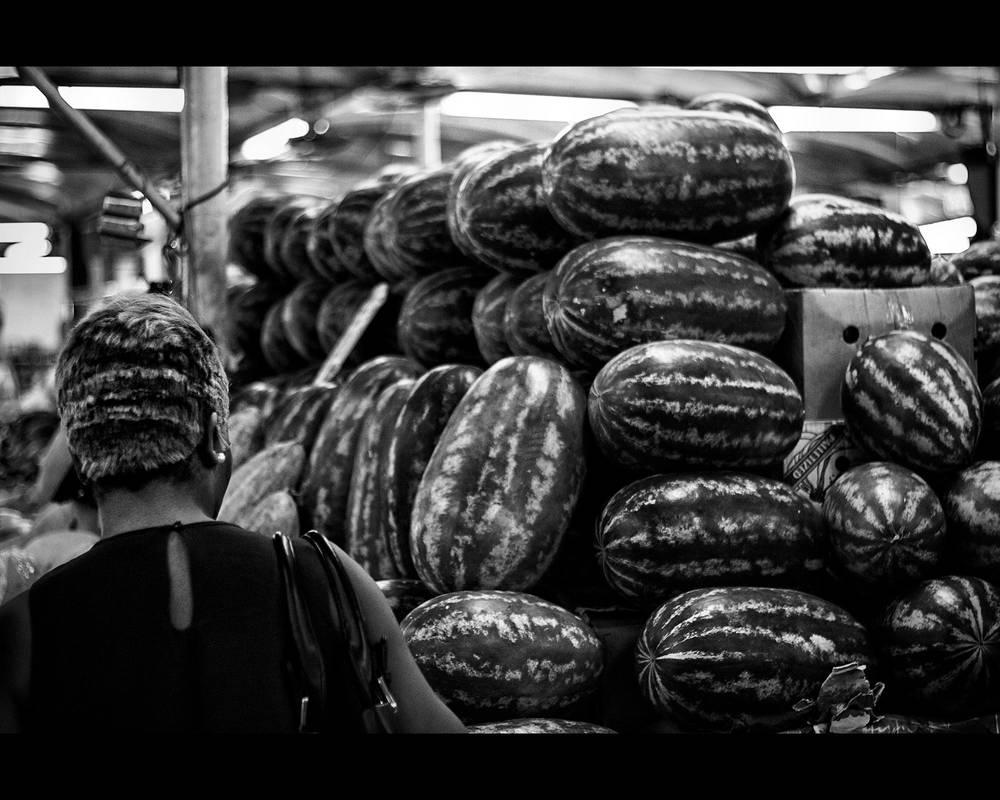 Melon Head by MARX77