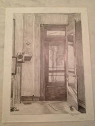 My Front Door by GriffinsJoy