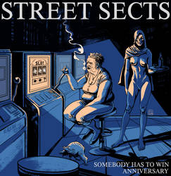 Street Sects / Vinyl Cover by huseyinozkan