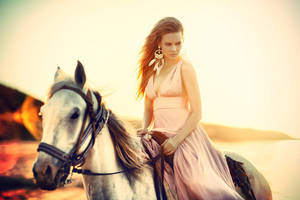 White Horse 08 by sinademiral