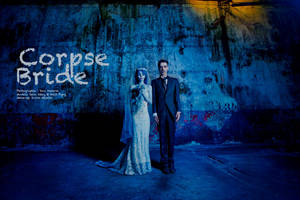 Corpse Bride - Cover by sinademiral