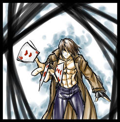 Ace of Hearts - Gambit by DailyDurian