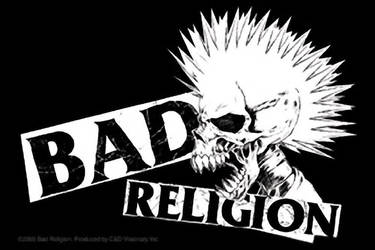 Bad Religion... My 10 Commandments Religion and Us by darkriddle1